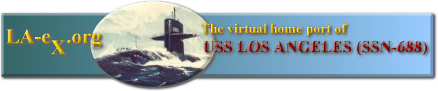 LA_x: Virtual Home Port for USS LOS ANGELES SSN-688